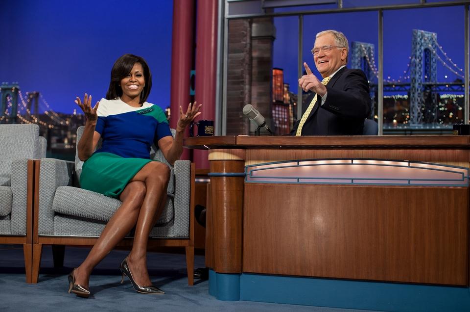 Letterman und Co. - Amerikanische Talkshows (Folge 16)